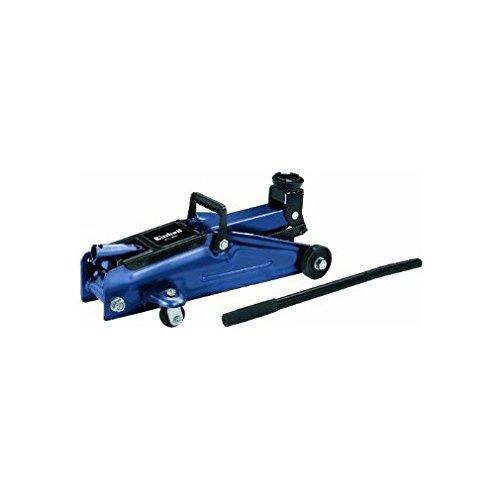 Cricchetto sollevatore a carrello cric cricco idraulico BT-TJ 2000 Kg Einhell