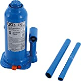 BGS 9883   Hydraulischer Flaschen-Wagenheber   5 t   Stempelwagenheber / Kompakt-Wagenheber