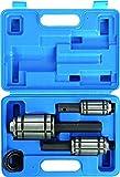 Kunzer 7RW2989 Rohrweiter-Set, 3-tlg