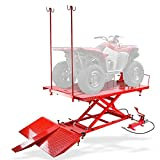 DEMA Motorrad/Quad Hebebühne 680 kg