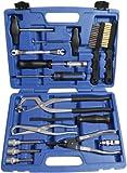 Kunzer 7BSK15 Bremsenservice-Kit, 15-Teilig im Koffer